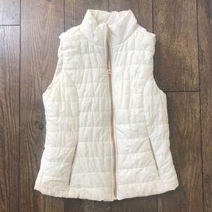 Cambridge Dry Goods White Vest